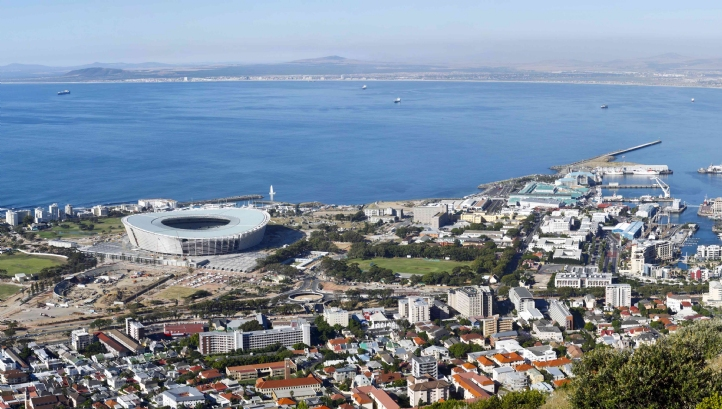 A small scale desalination plant is planned for Cape Town's V&A Waterfront