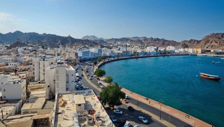 The new desalination capacity will supply Muscat, the port capital of Oman