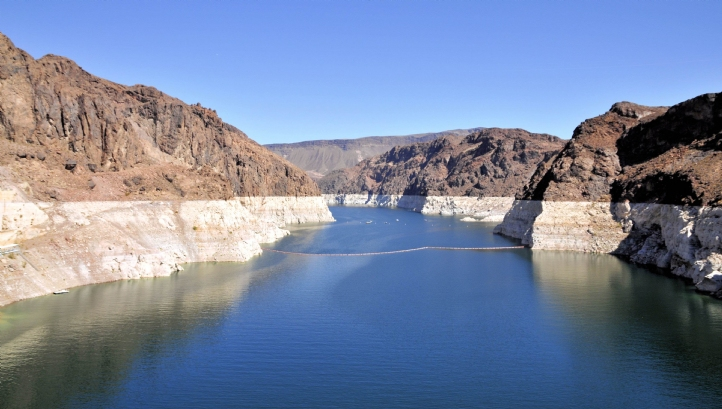 Lake Mead is an important water source for Southern Nevada