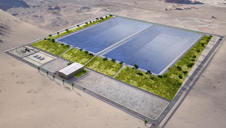 Energias y Aguas del Pacifico (ENAPAC), a proposed solar-powered seawater desalination plant and water transport project aims to support expansion of mining operations in Chile's Atacama region