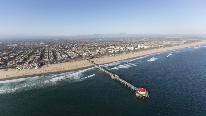 The proposed desalination facility will be located along the Pacific coast at Huntington Beach, southern California