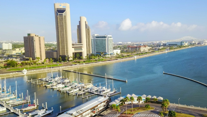Corpus Christi, Texas, is seeking to build resilience into its water supply system