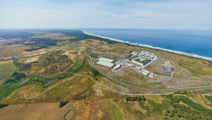 Investment fund HICL is divesting its stake in the Victorian Desalination Plant