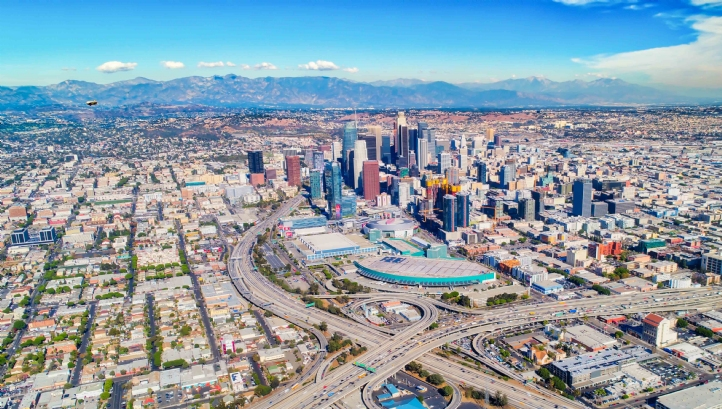 The contract includes managing recycled water across Los Angeles County, US