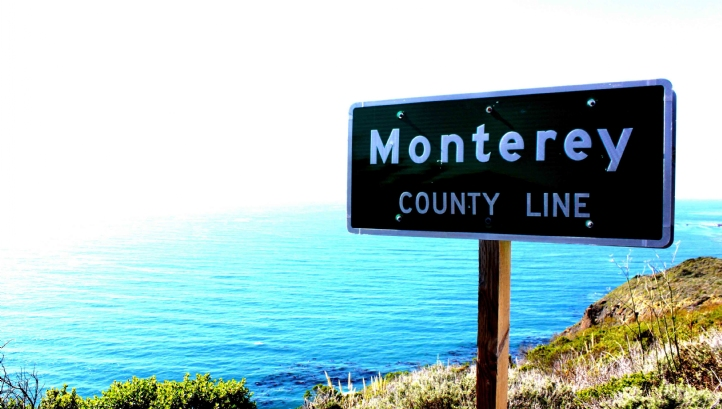 The desalination plant forms part of a scheme to increase water supplies for Monterey