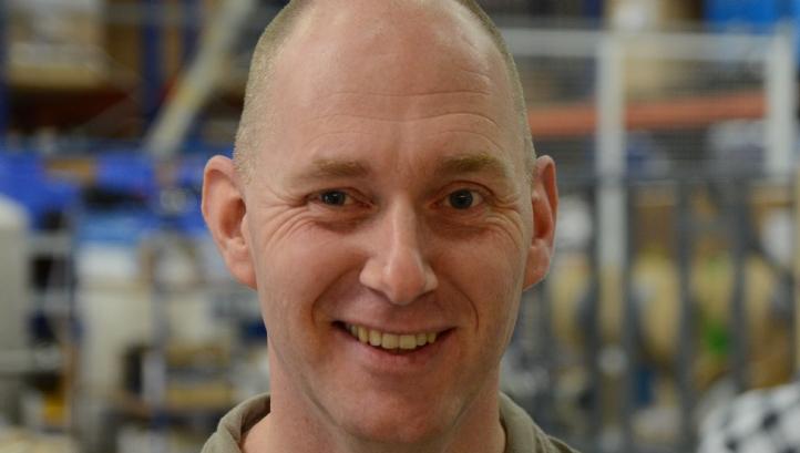 'We're in danger of having no-one left to address the smaller and more decentralised challenges.' Patrick van Eijik, Hatenboer-Water
