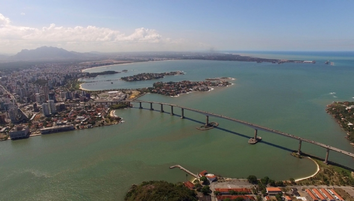 The new desalination plant will be located in Espirito Santo state in southeastern Brazil
