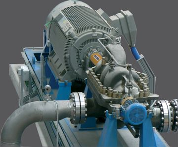 Full-line pump supplier for desalination