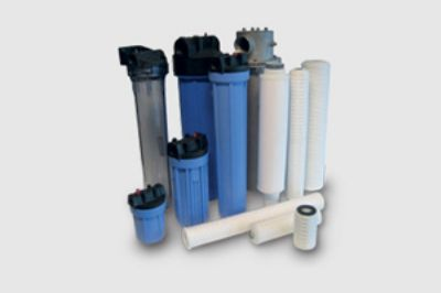 Filter housings & cartridges from Danfoss