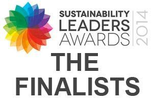 The winners of the Sustainability Leaders Awards 2014 will be announced at a glittering ceremony in November