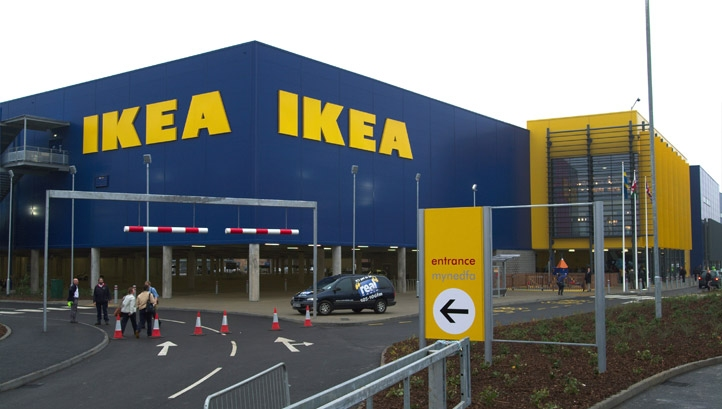 A national rollout of the scheme could commence if customer feedback from the Cardiff trial is positive. Image: Ikea