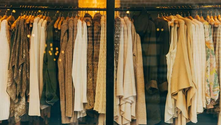 Millennials are 2.4 times as likely to shop for resale items because of the environmental impact of clothing