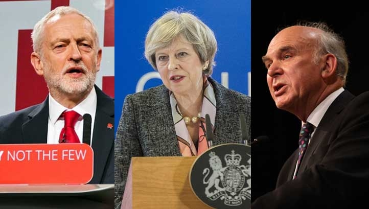 edie has delivered a full round-up off all the key green-related speeches and announcements from the respective Conservative, Labour and Lib Dem conferences over the past three weeks