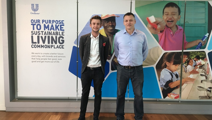 Unilever's group director of manufacturing sustainability Tony Dunnage met edie's senior reporter Matt Mace at the company's London offices