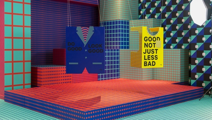 Adidas will contribute to the development of the Fashion for Good Experience, a consumer-facing concept space in Amsterdam open to the public