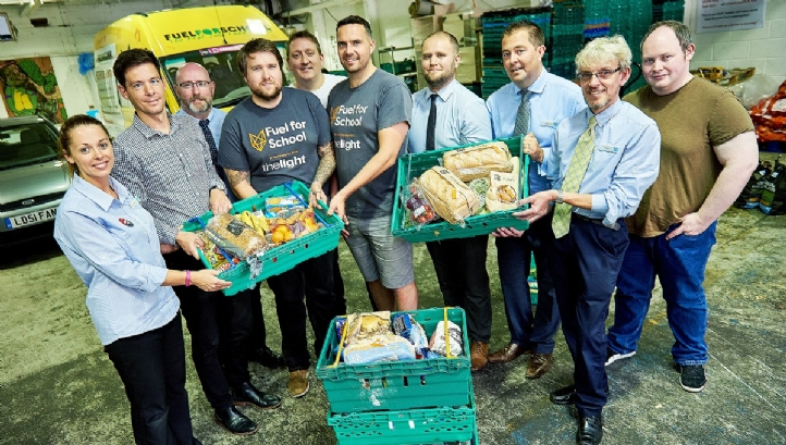 Co-op estimates that it can help charities and small community groups to create almost eight million meals each year through its Food Share scheme