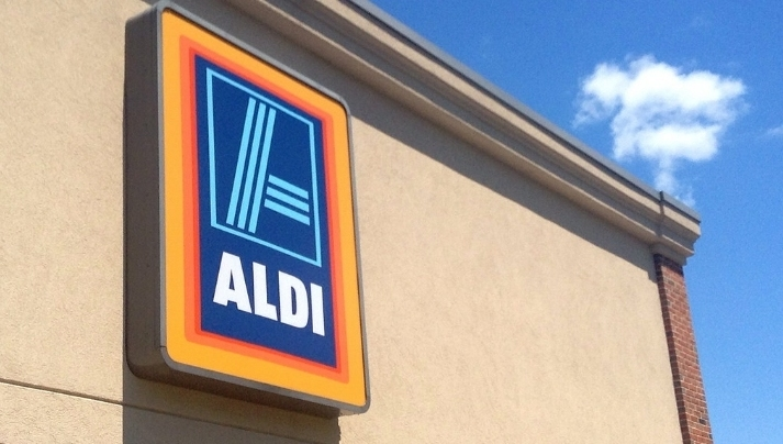 Aldi has already reduced its emissions by 53% against a 2012 baseline