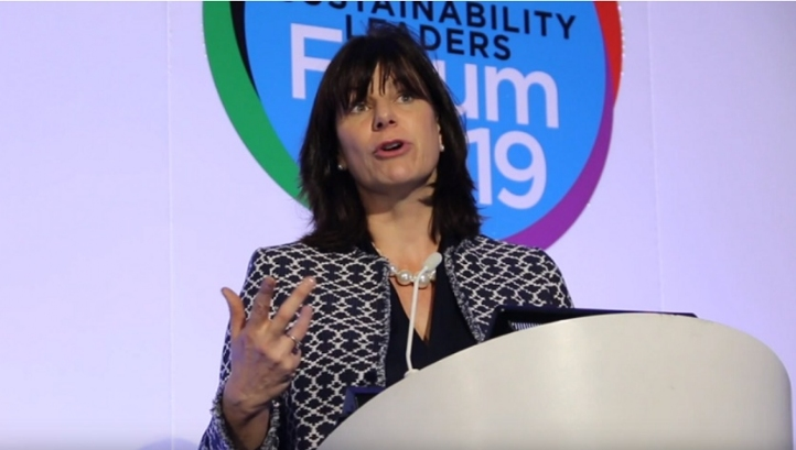 Energy Minister Claire Perry told the Sustainability Leaders Forum that one of her biggest hopes for 2019 was for the UK to successfully bid to host the UN COP conference in 2020