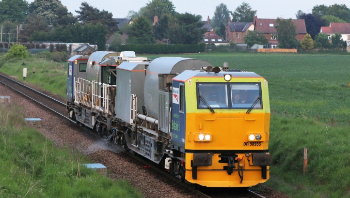 The collaborative project has seen Network Rail purchase eight 'spray trains', which are designed to distribute herbicides in a resource-efficient manner