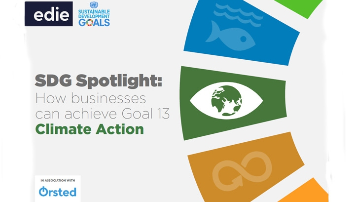 SDG 13 is the first Goal to be published under the SDG Spotlight format, with more set to follow