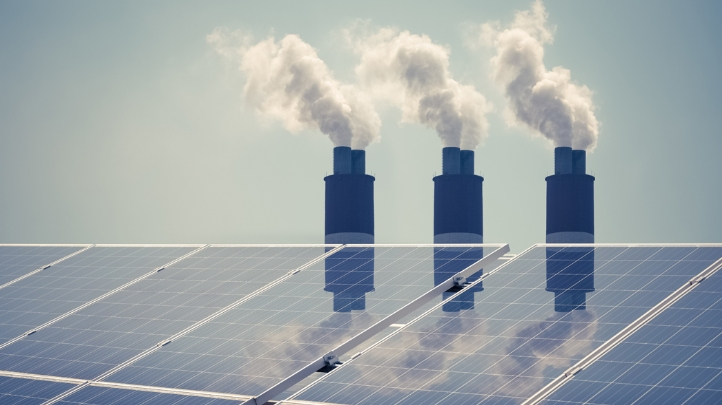 "The Committee says achieving a net-zero carbon economy by 2050 will require a ""whole-government"" approach to fighting climate change"