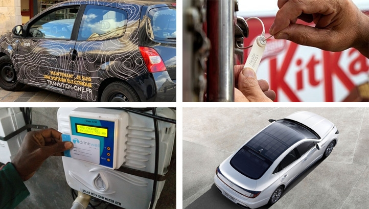 This week's innovations could help electrify transport and bring water to communities in need