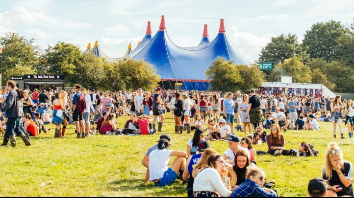 More than 160,000 revellers head to Reading & Leeds festivals every year. Image: Leeds Festival