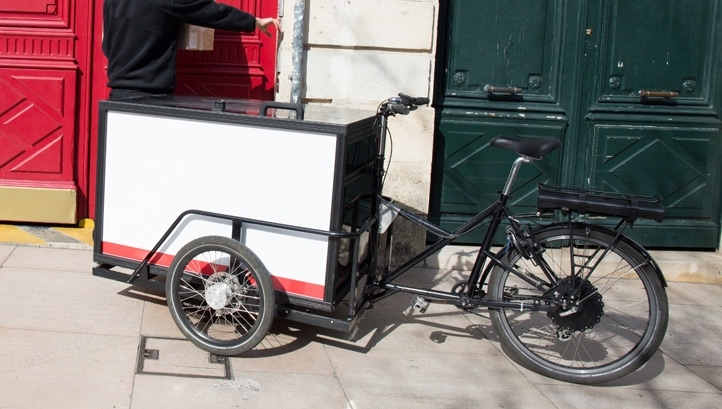 The bikes aim to reduce both emissions and costs
