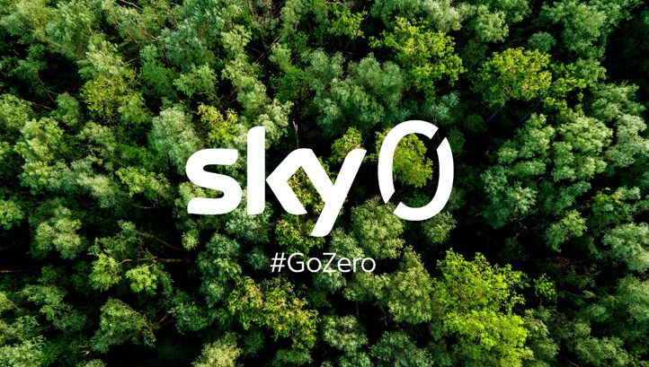 Sky will target a 50% absolute reduction in emissions by 2030