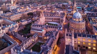 Net-zero cities: Oxford's mission to become carbon-neutral by 2030