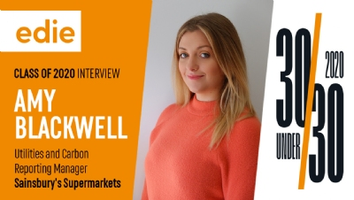 Meet edie's 30 Under 30 Class of 2020: Amy Blackwell, Sainsbury's