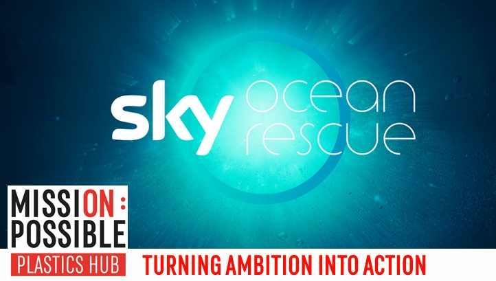 More than 33.5 million people have interacted with Sky Ocean Rescue across the broadcaster's core markets, so far