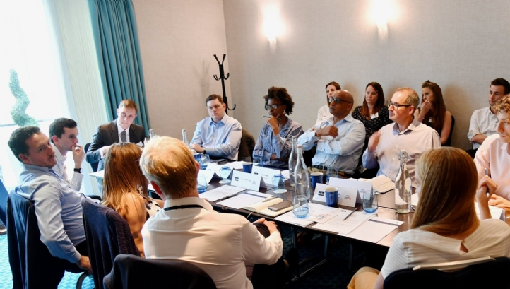 Senior energy professionals from a range of sectors convened for the roundtable discussion