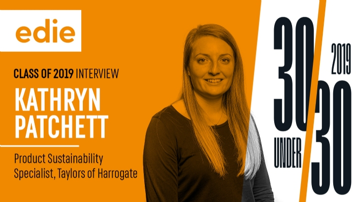 Kathryn has been at Taylors of Harrogate since 2013, where she's gradually added more sustainability related responsibilities to her role
