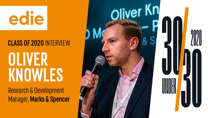 Oliver joined M&S full-time in 2017, having previously undertaken contracted work for the retailer