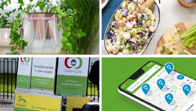 Unilever's vegan mayonnaise and 'smart' e-bikes: The best green innovations of the week