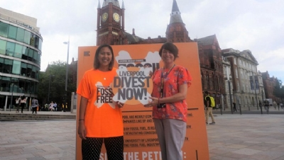 University of Liverpool to divest entirely from fossil fuels