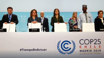 'A far cry from what science tells us is needed': COP25 reaches 'disappointing' conclusion