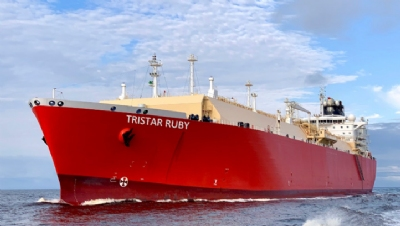 Shipping giants debut LNG and hydrogen vessels
