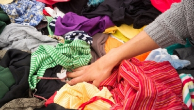 Fashion industry must cut resource use by 75%, experts warn - edie.net