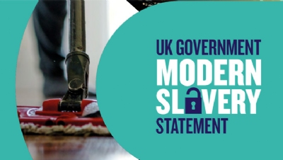 UK Government publishes statement to tackle modern slavery across its supply chain