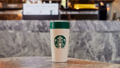 Starbucks reintroduces reusable cups to stores