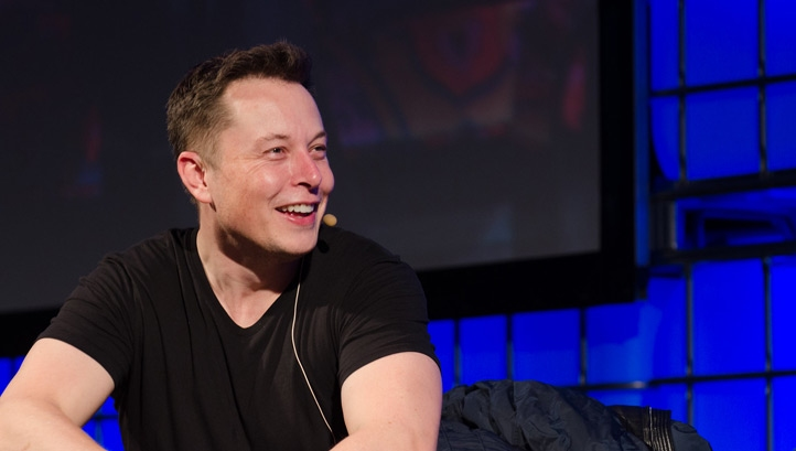 Musk believes educating the public on the low-carbon agenda is essential in reeling back the fossil fuel industry's ability to influence political decisions. Image: Flickr/Heisenberg Media