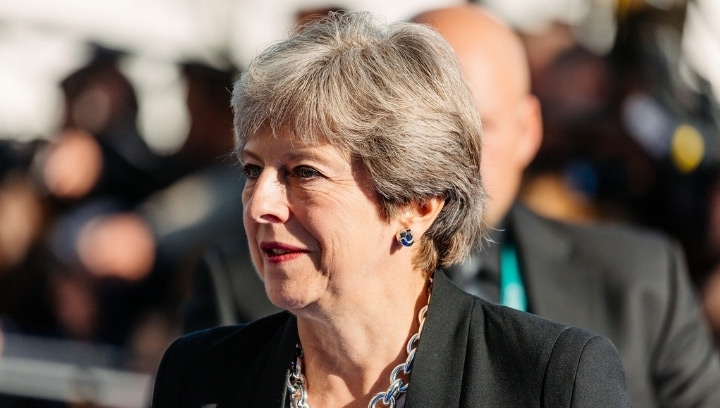 May's announcement is expected to be followed by a raft of ratification announcements, with up to 20 countries ratifying the deal on Wednesday (21 September)