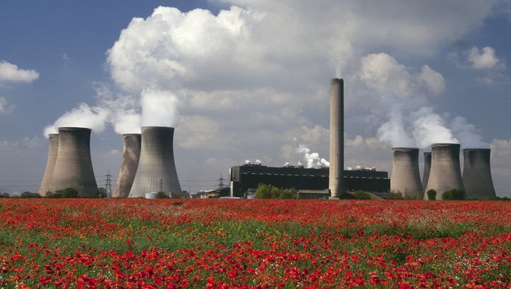 Generation fell almost every year between 2008 and 2014 - Power plant - Cheshire
