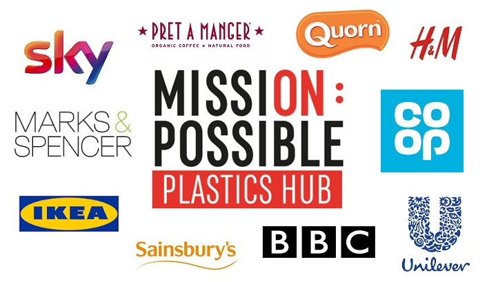 The Mission Possible Plastics Hub is a new, dedicated section of the Mission Possible microsite that will host content related to business action plastics