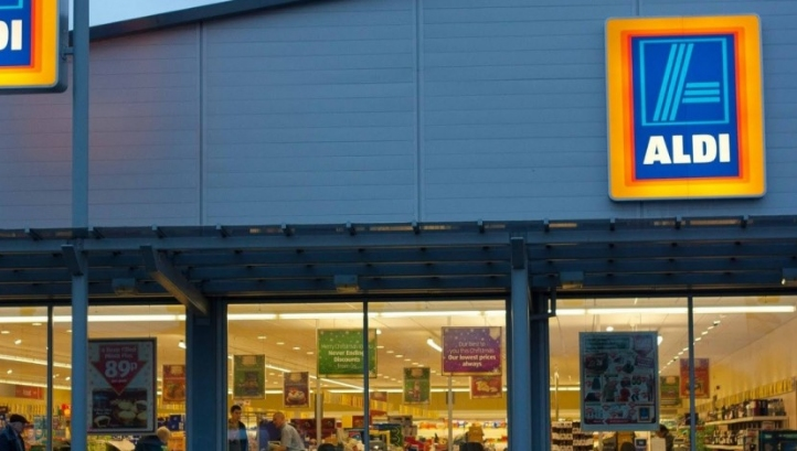 The offsetting scheme will also cover the 65 stores Aldi UK & Ireland plans to open this year