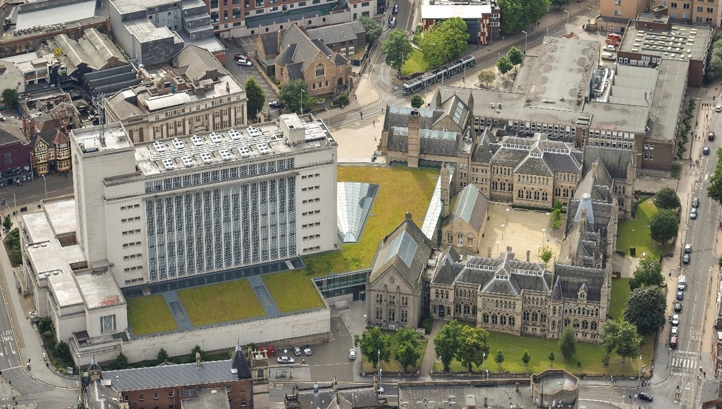 The JUMP scheme enables NTU to encourage activities that align with Nottingham City Council's target of becoming a net-zero-carbon city by 2028