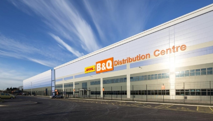 At its B&Q distribution centre in Swindon, Kingfisher currently sources 3.5MW of renewable energy for power