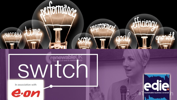 The podcast outlines the aims of RenewableUK's Switch List campaign